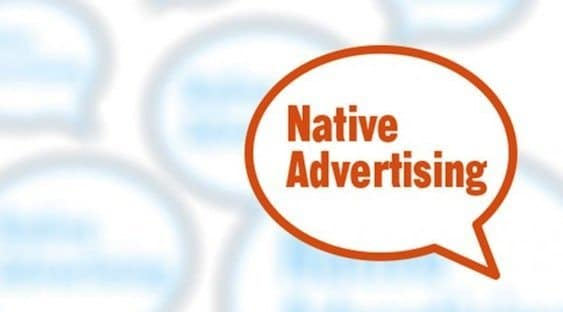 Native Advertising Comes to eCommerce