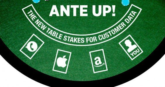 Ante Up: The New Table Stakes for Customer Data