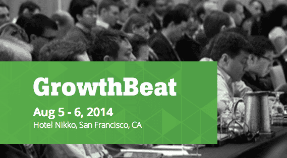 Sailthru & Acumen Brands Presenting at VentureBeat's GrowthBeat 2014
