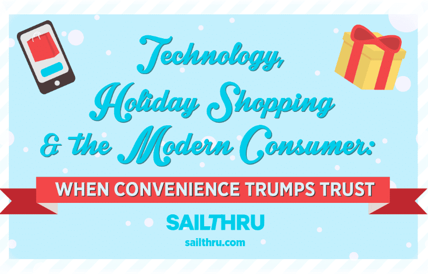 How Consumer Trust Impacts Holiday Spending (INFOGRAPHIC)