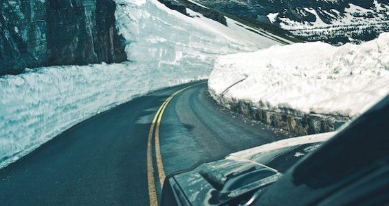Alpine Road Drive