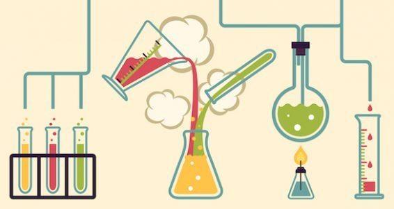 Chemistry Laboratory Infographic
