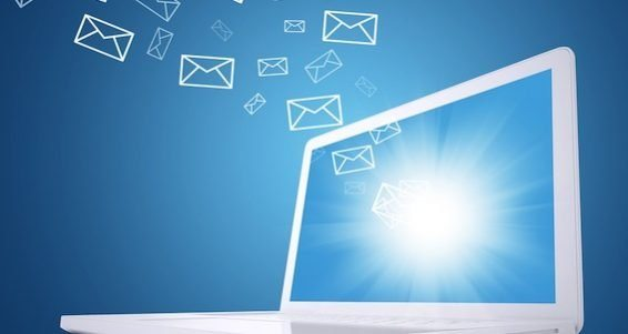 bigstock-Emails-fly-out-of-laptop-scree-55987187