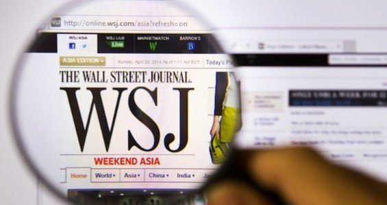 Wall Street Journal Creating Digital Magazine for its Video