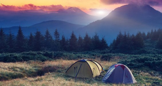 bigstock-Tourist-camp-in-a-mountains-C-65791249