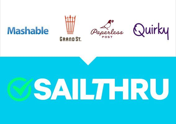 NYC's Hottest Online Retail and Media Brands Choose Sailthru