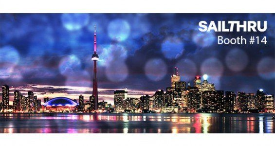 Join Us at eTail Canada & Sailthru's Marketology Event