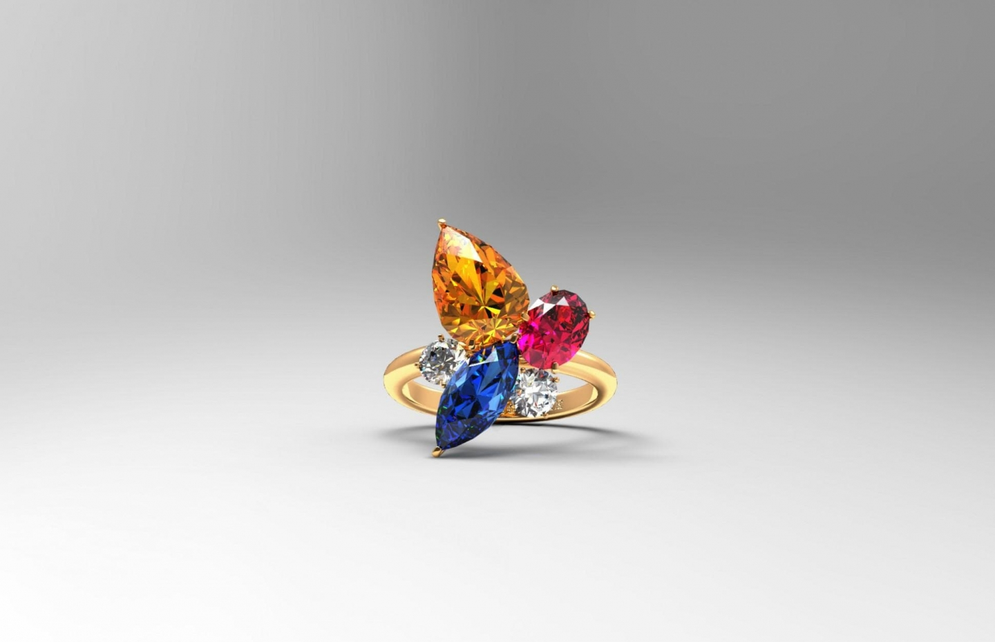 How a Dutch Startup Offers Rare Colored Diamonds, for 35 Times Less