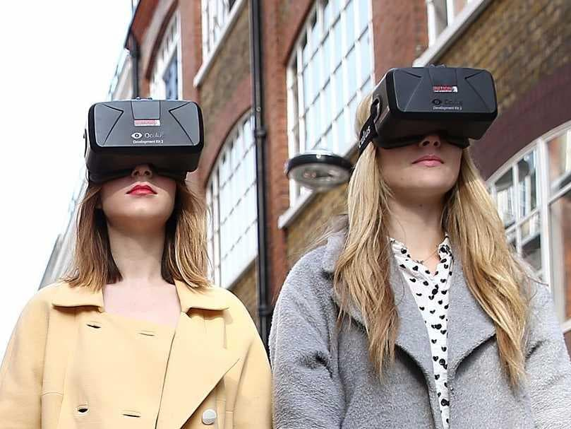 Virtual Reality Will Soon Transform the Way You Shop