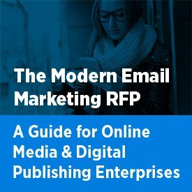 The Modern Email Marketing RFP: Media