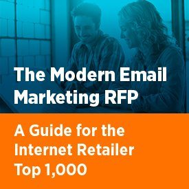 The Modern Email Marketing RFP: Retail