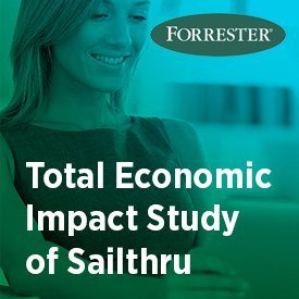 Forrester Total Economic Impact of Sailthru