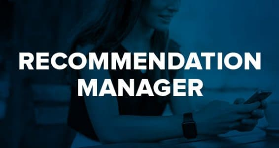 RecommendationManager