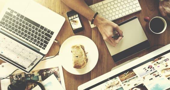 Workspace Design Studio Editor Sandwich Concept
