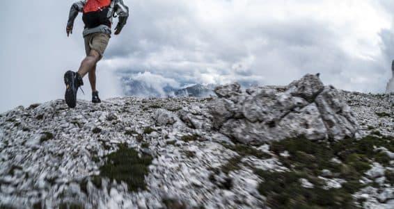 Sam Elias. Dolomites, Cima Tofana, Italy. Photographer: Tim Kemple. The North Face Rights Expire: 09_10_16