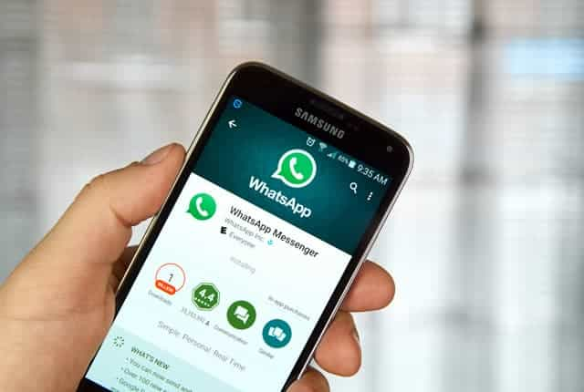 Whatsapp-on-phone-in-hand
