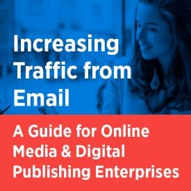 Strategy Guide: Increasing Traffic from Email