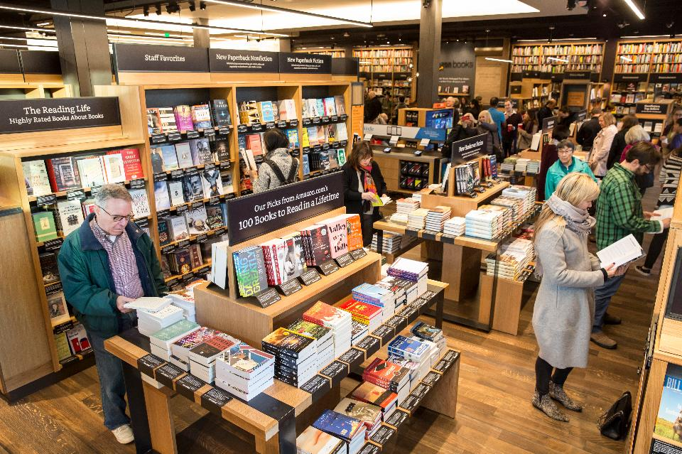 How Customer Engagement Shapes Amazon's Newest Bookstore, Pumps Up Starbucks' Sales, and Increases Subscriptions at The Times