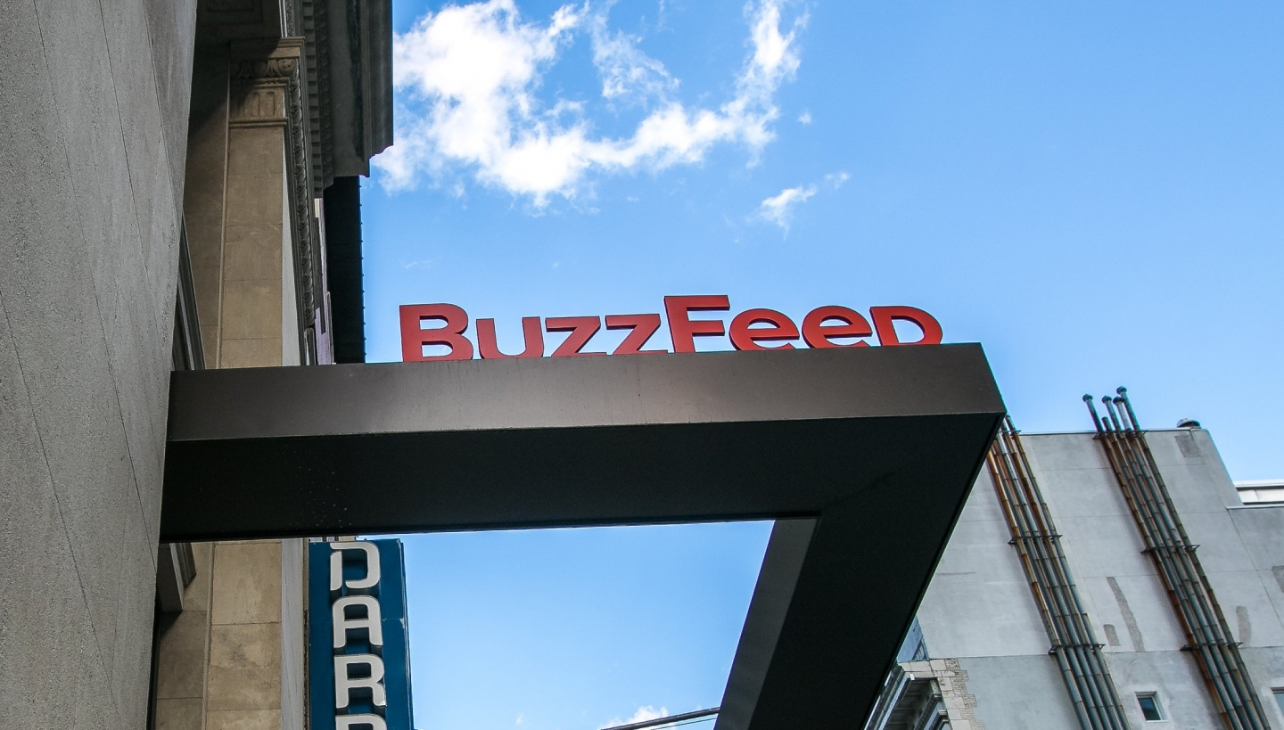 It's All New: Strategy from BuzzFeed; Products at Investor's Business Daily; Behavior From Shoppers