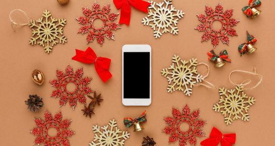 How Holiday Shoppers Are Going Mobile and The New York Times Is