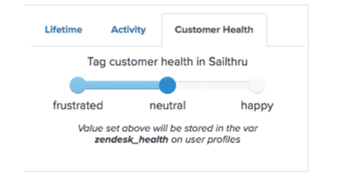 customer health