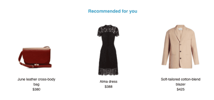 recommended for you