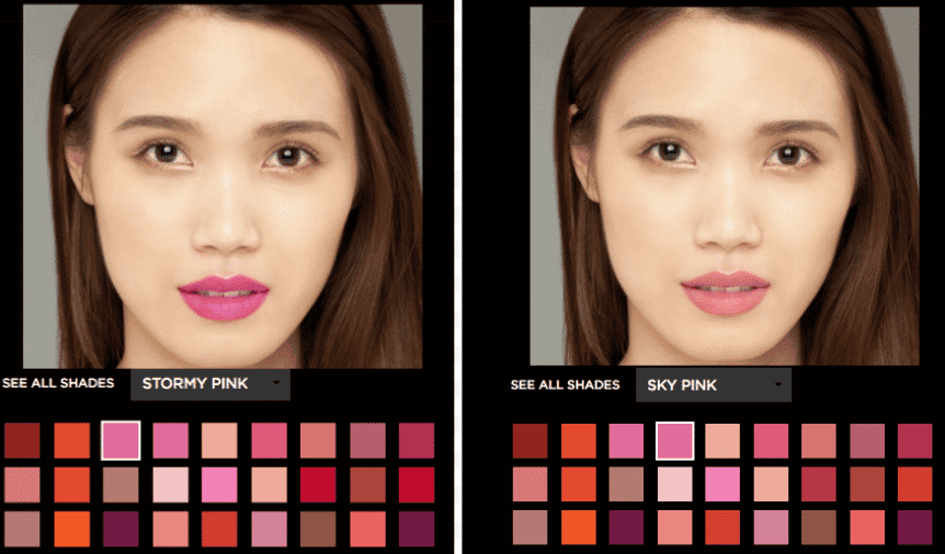Personalization in beauty: Revlon