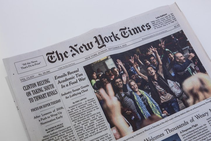 New York Times Grows Like a Tech Company; Nike Makes NikePlus More Personal; Retailers Look to Omnichannel for Personalization