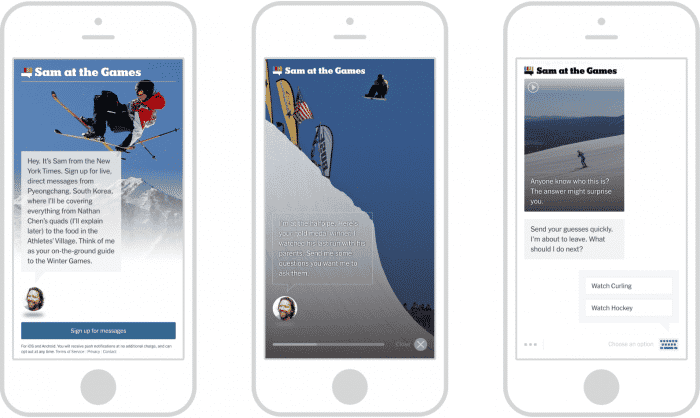 NY Times Engages Olympics Fans with Personalized Pushes; Yoox Attributes 50% of Sales to Mobile App; Retailers Prioritize Omnichannel Experiences