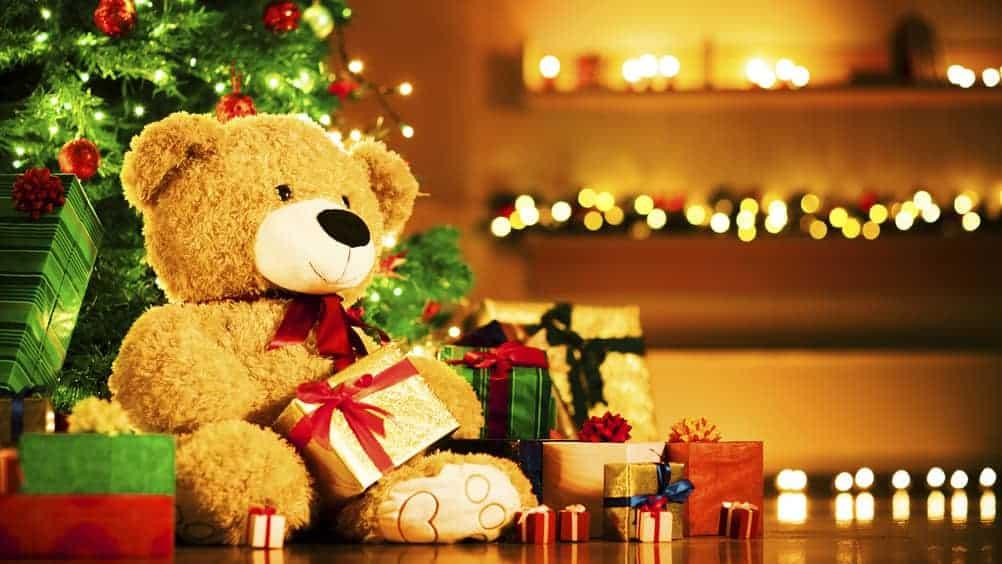 four seasons teddy bear