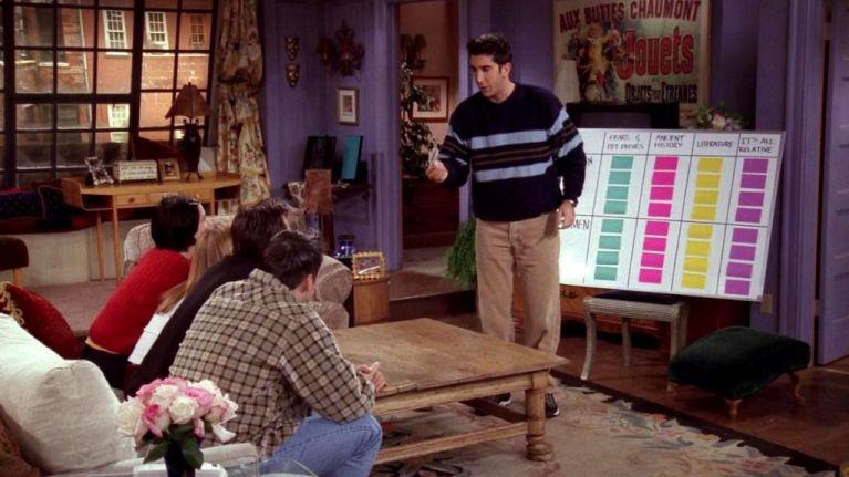 Ross-Friends-Quiz