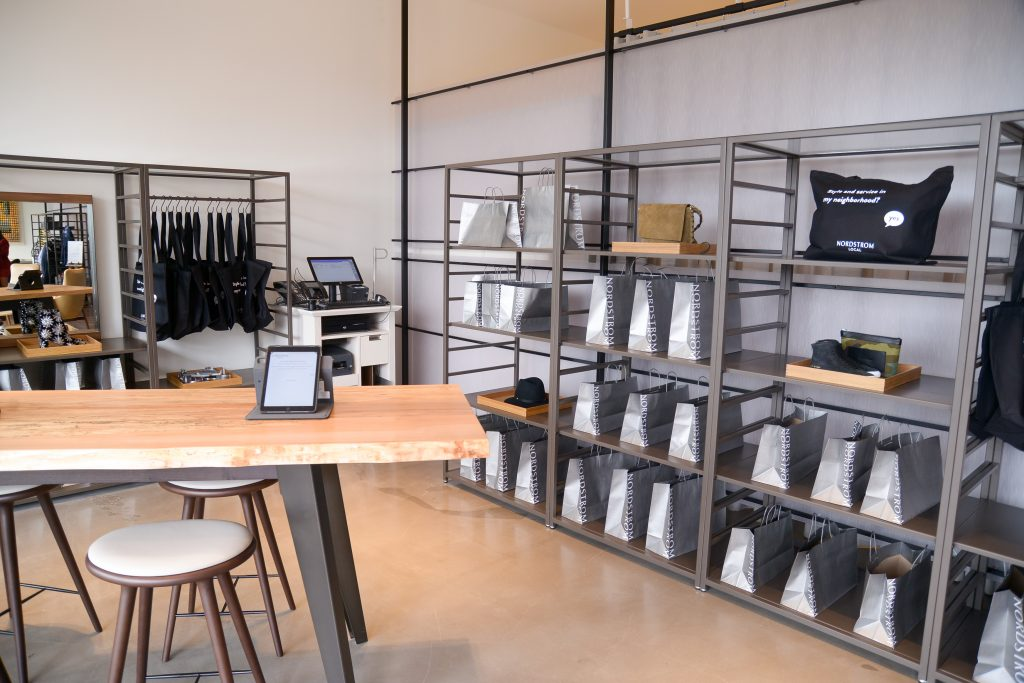Customer experience: Nordstrom Local