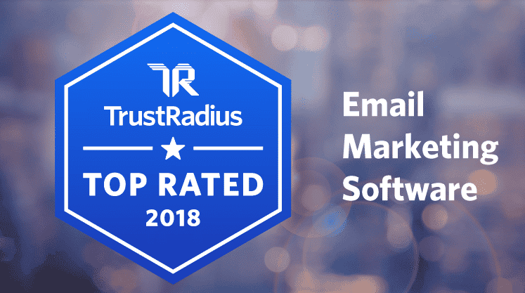 TrustRadius names Sailthru a top rated email marketing software provider