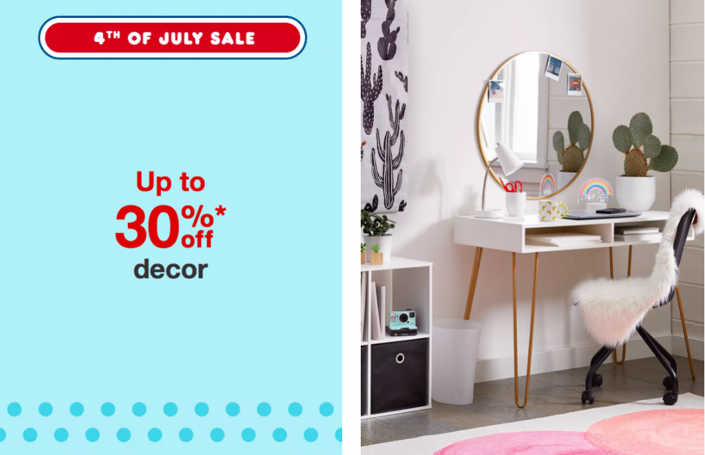 Target's Fourth of July sale