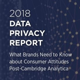 2018 Data Privacy Report