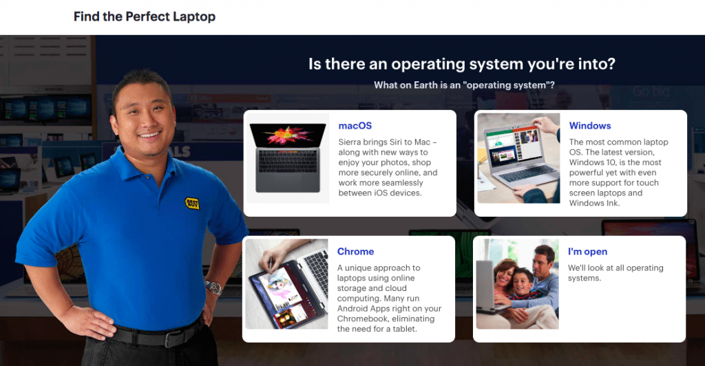 Best Buy Find Your Perfect Laptop