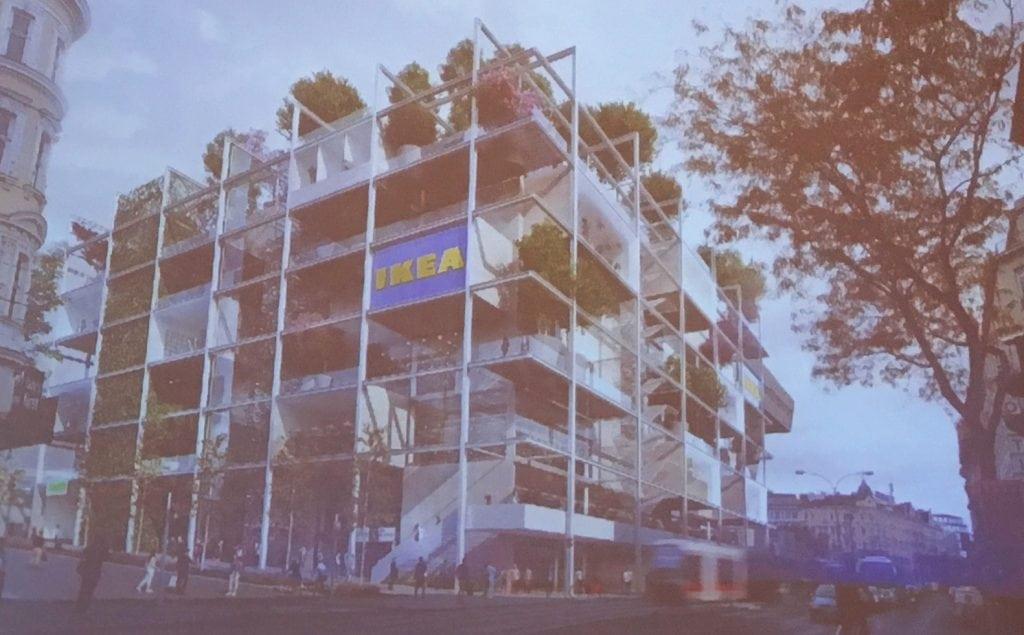 IKEA - city stores