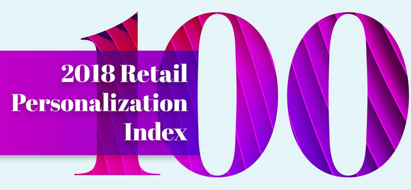 Apply to Be Featured in Sailthru's 2018 Retail Personalization Index