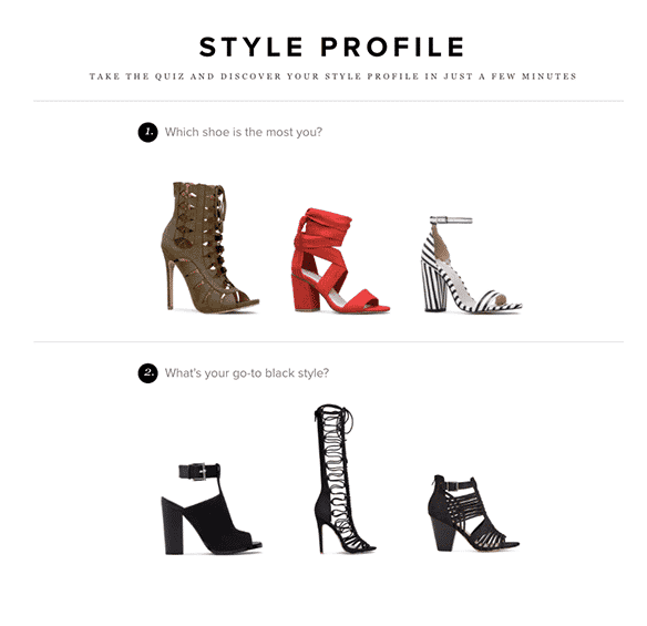 ShoeDazzle lifecycle optimization