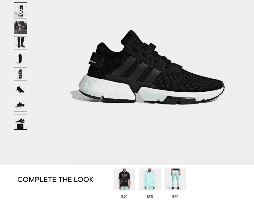 Adidas- Recommendations