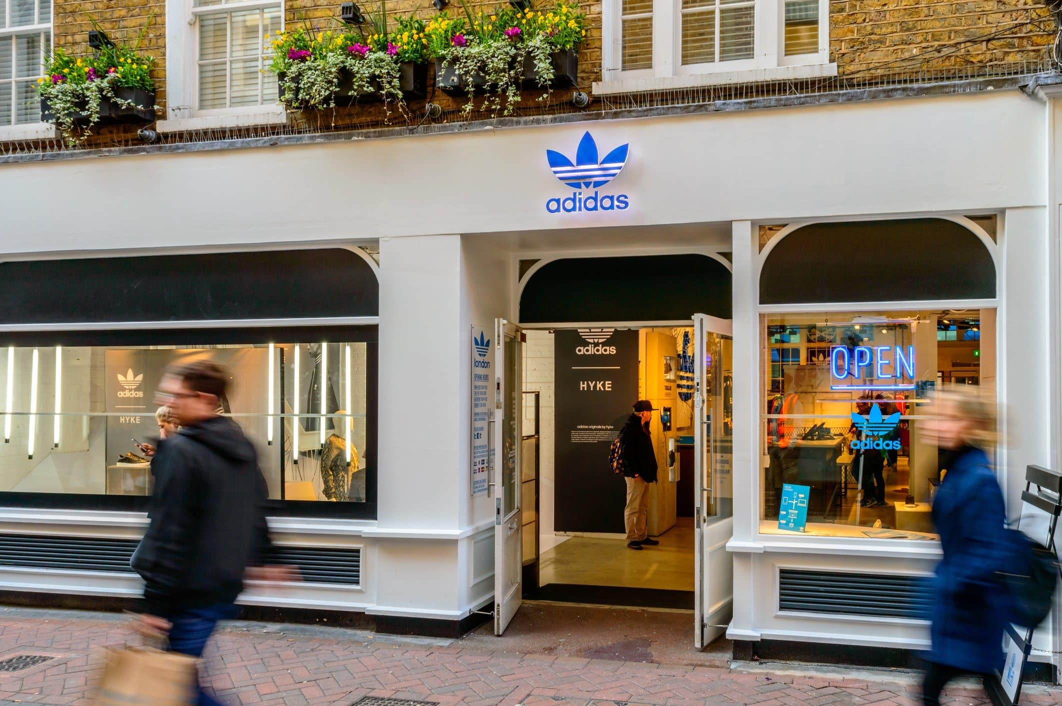 Deep Dive Into Sailthru's Retail Personalization Index Top 10: Adidas