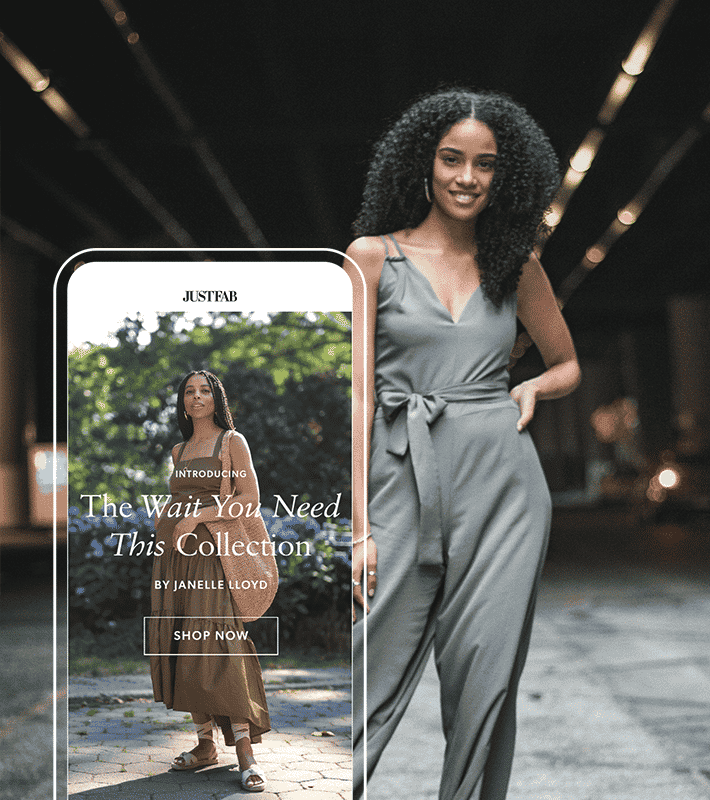 How Personalization Pays Off for JustFab image