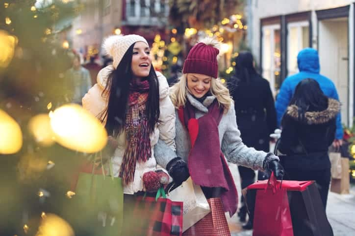 Mobile Commerce and Personalization Reigned Supreme on Black Friday