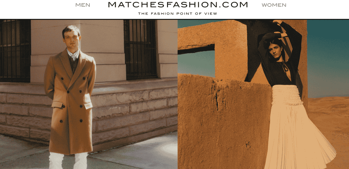 Machine Learning for Fashion: A Look at MATCHESFASHION Metamorphosis