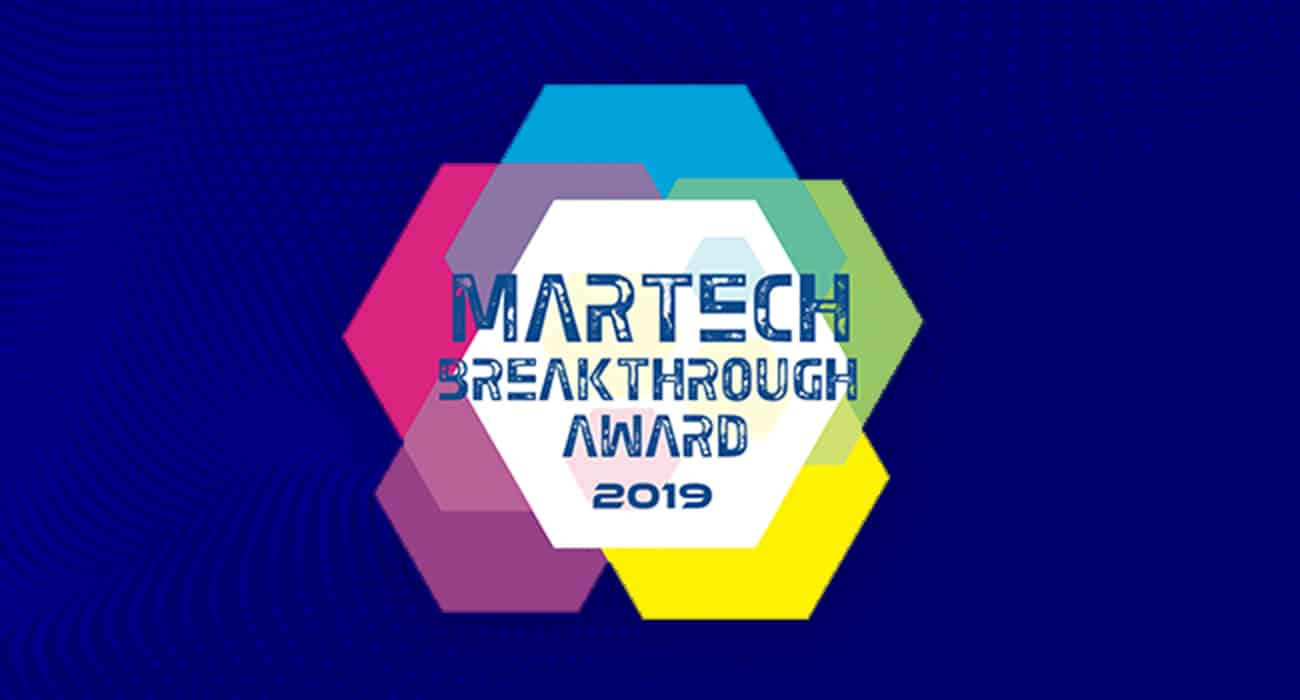 Sailthru Wins MarTech Breakthrough Award for Marketing Automation