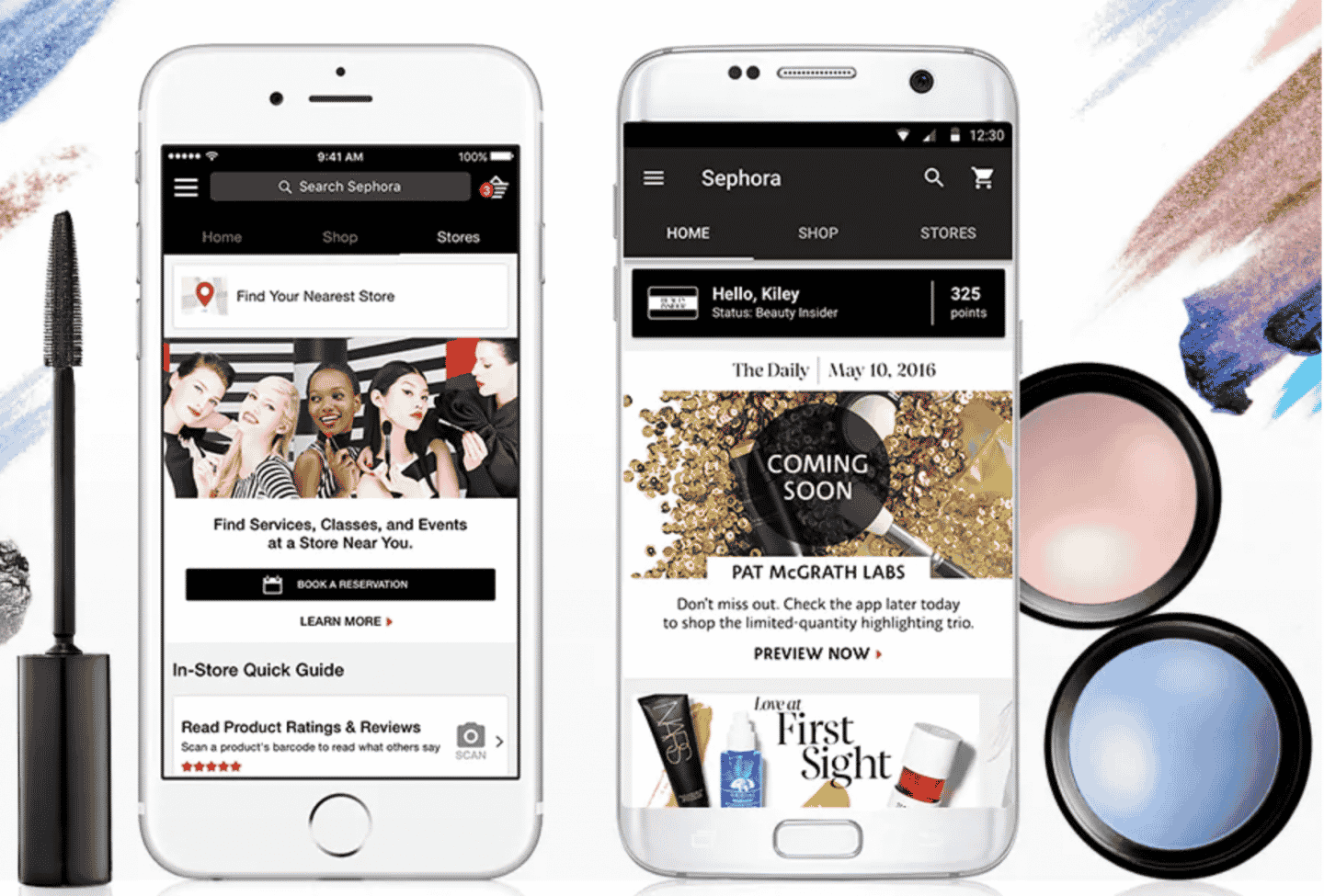 Inside the Perfect Personalization of the Sephora App