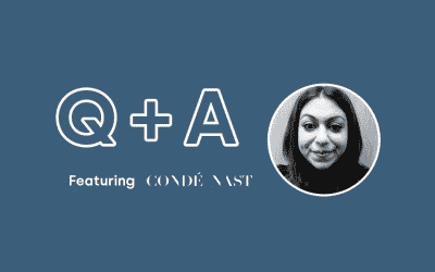 Q+A with Conde Nast's Sabrina Daryanani
