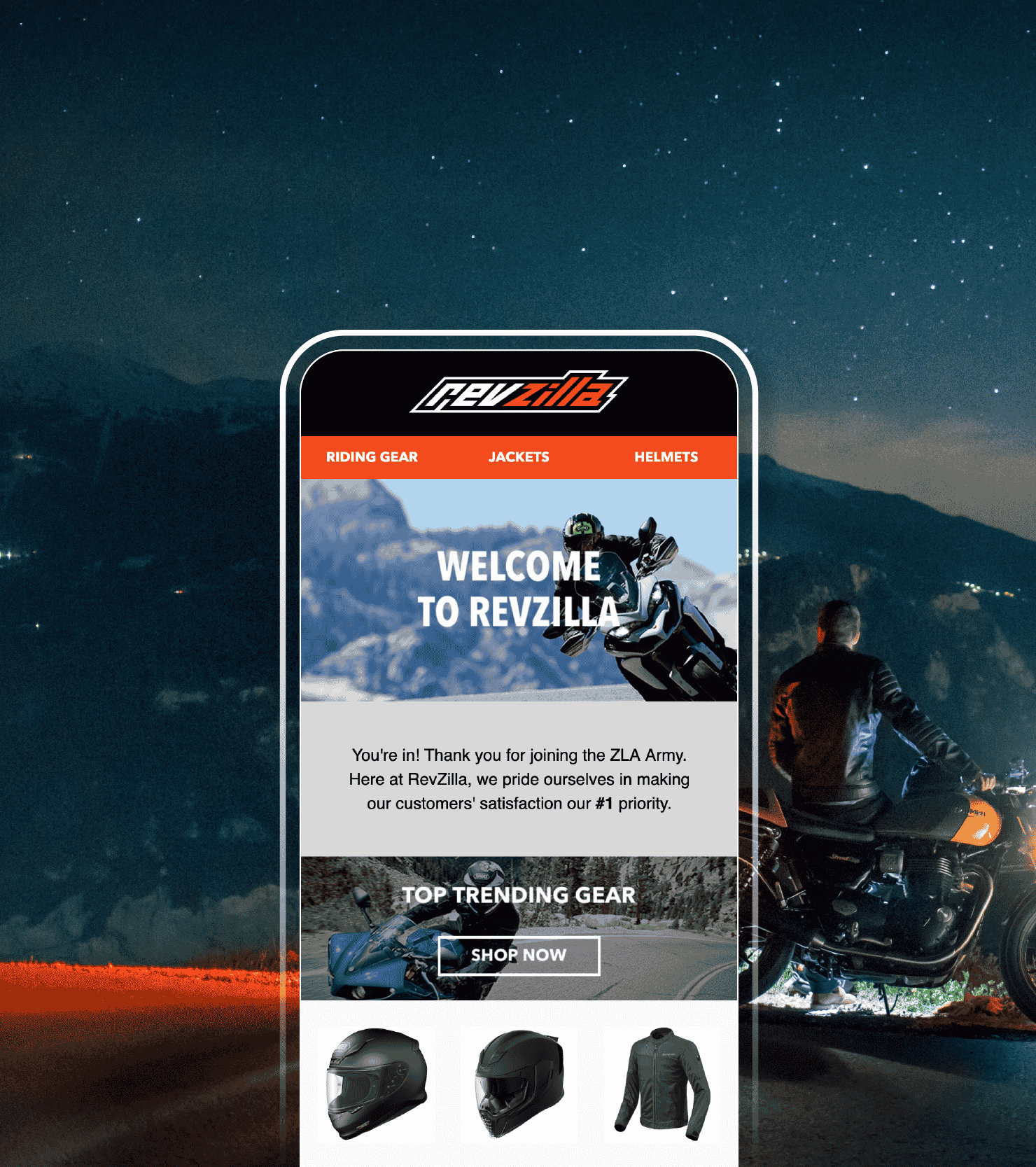 How RevZilla Evolved Its Email Program Beyond Batch-and-Blast image