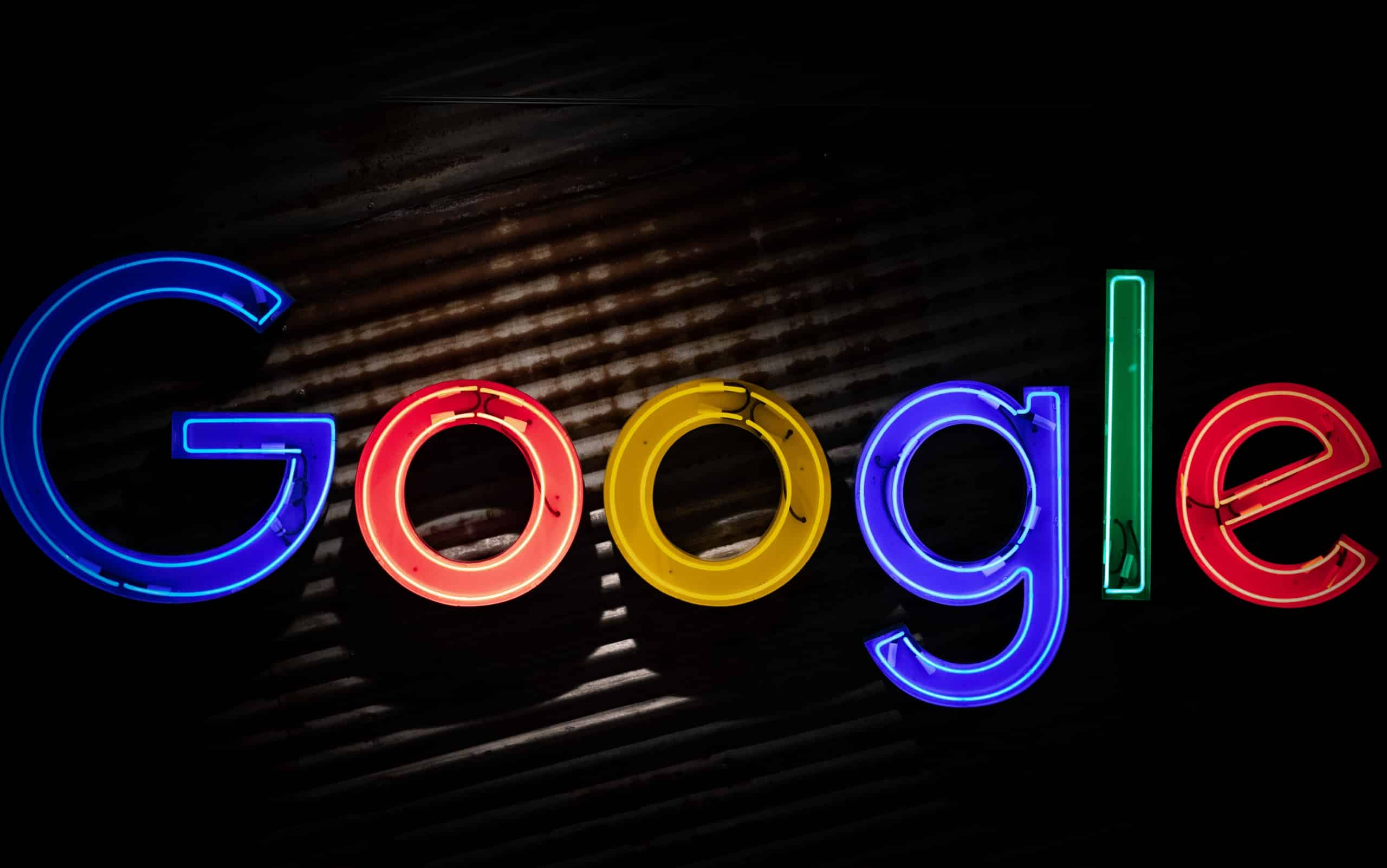 We partner with Google.