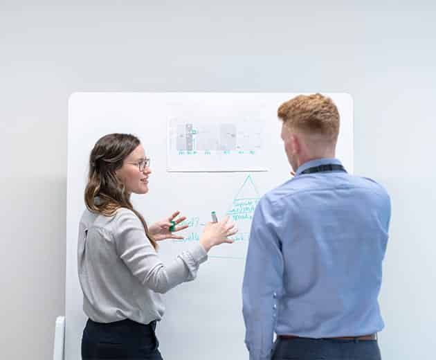 Our implementation and integration experts will work with you to design and deploy the platform to fit your unique use cases and goals.